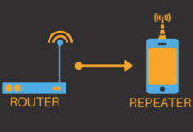 How to us android smartphone as wifi repeater?