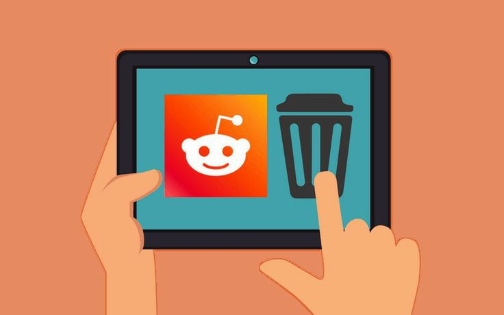 How To Delete Reddit Account Using Mobile And PC