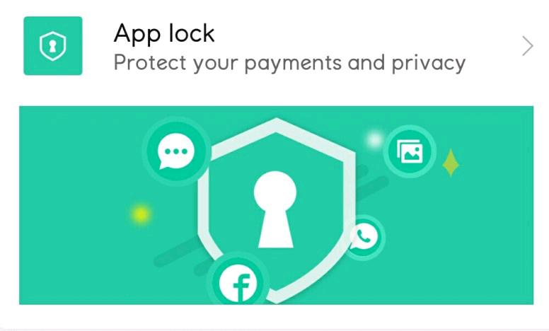MIUI Security App Apk App Lock