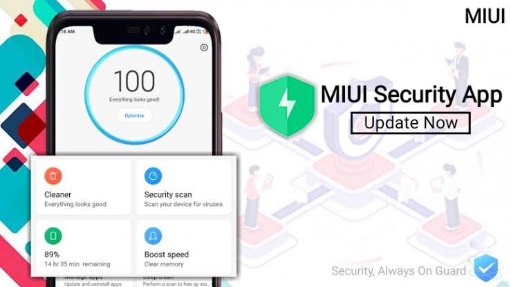 MIUI Security App Apk