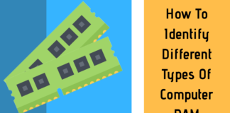 How To Identify Different Types Of Computer RAM