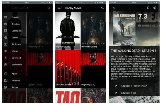 Bobby Movie Box ShowBox Alternatives