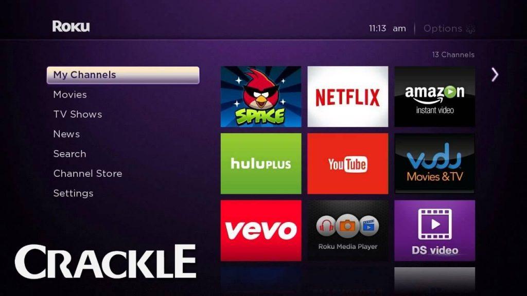 Crackle Apps Like ShowBox