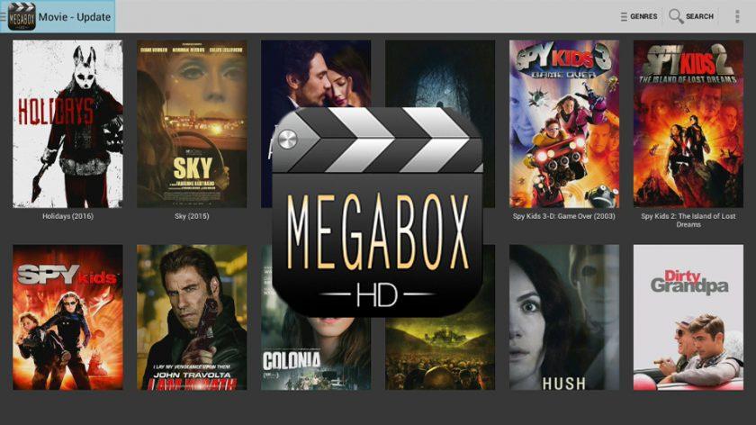 MegaBox App Like ShowBox