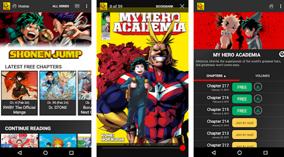 best manga reader app