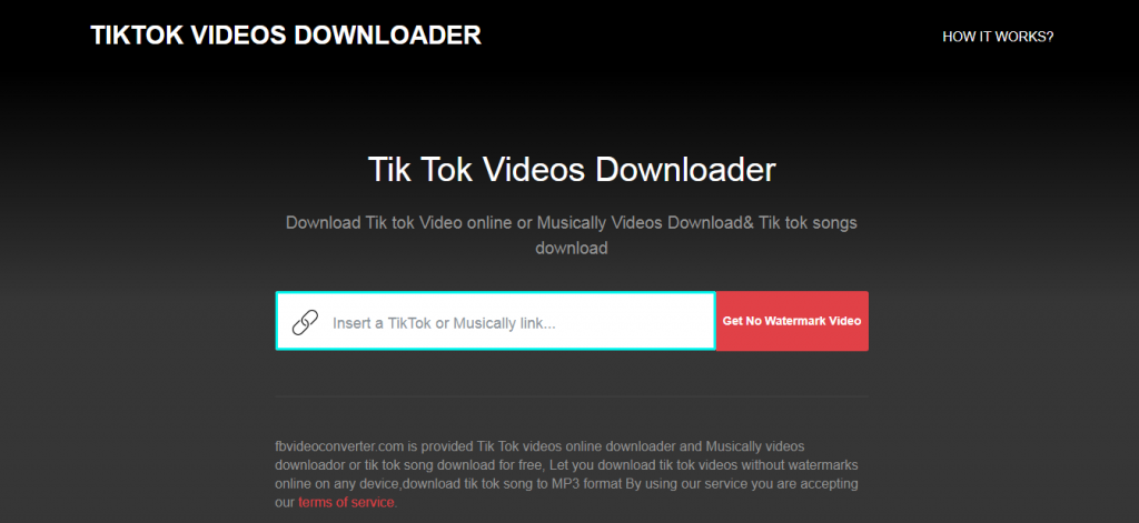 Download TikTok Videos Without Watermark Android