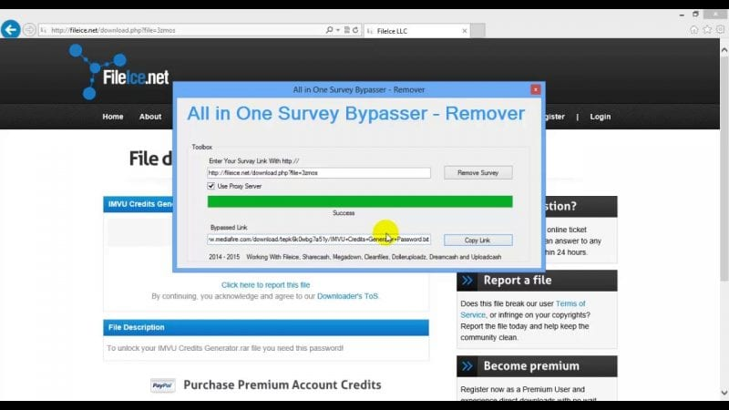 survey bypass tool free download