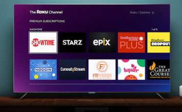 how to install showbox on roku