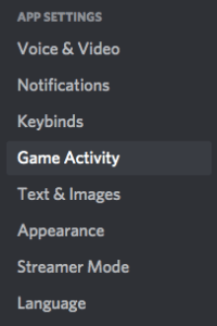 how to change your custom status on discord