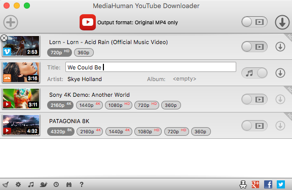 how to download youtube playlist free