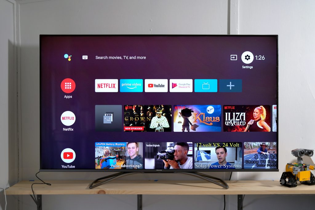How To Connect Hisense TV To WiFi