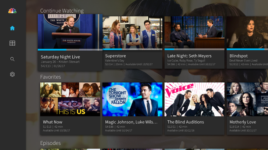 activate nbc android tv