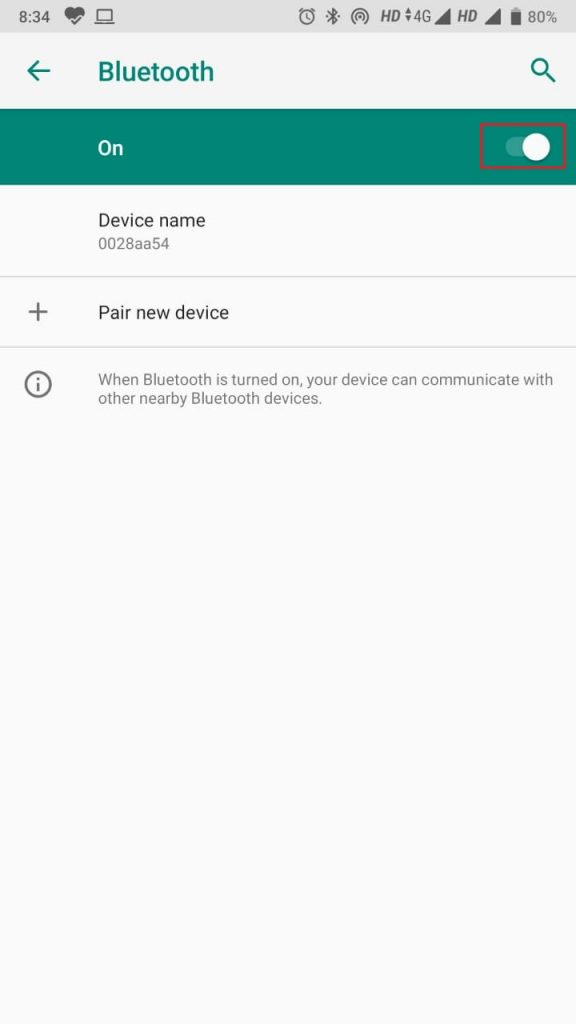 Connect Blackweb Headphones To Android Bluetooth