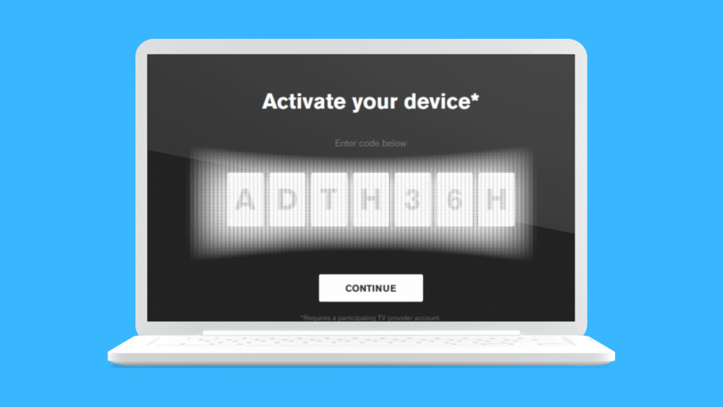 mtv activation page