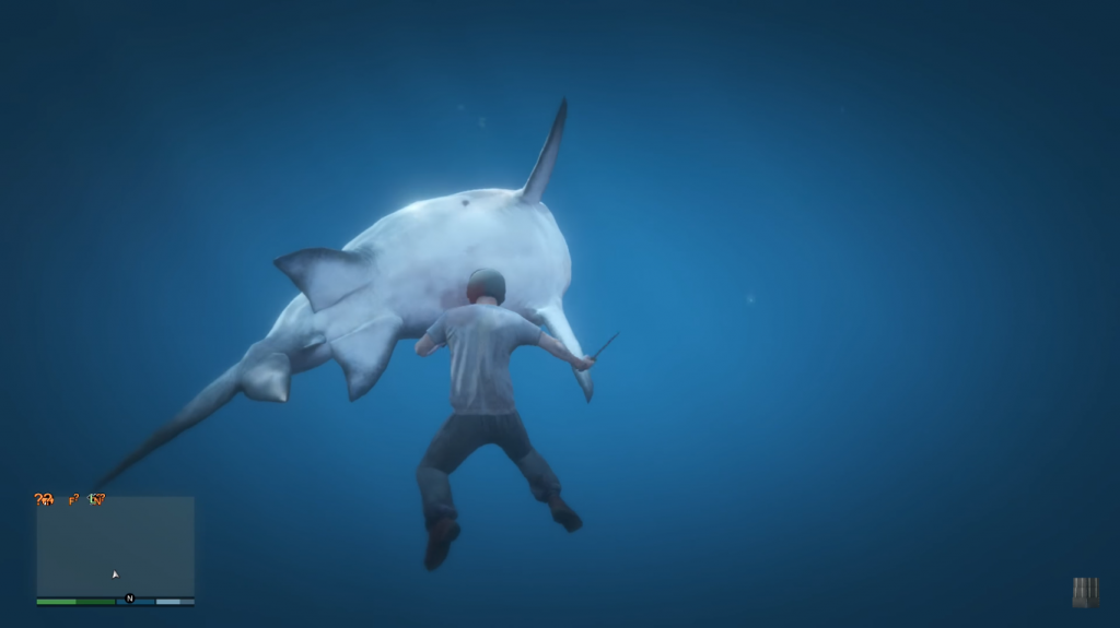 Defend Against Sharks In GTA 5