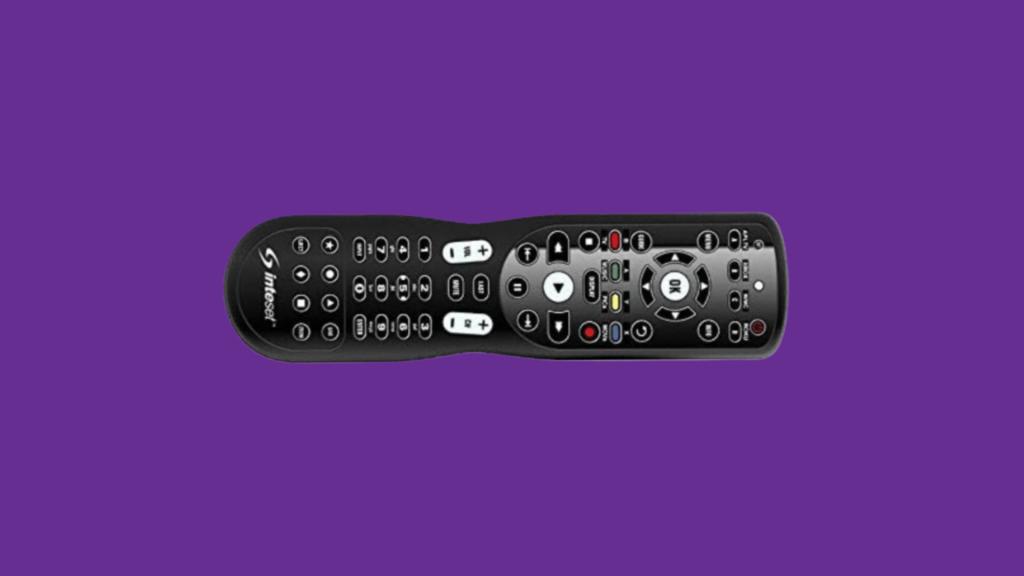Inteset INT422 Roku Remote